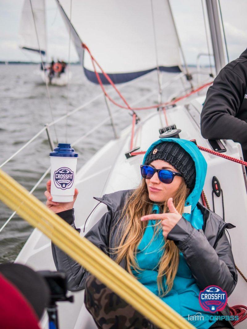 yacht camp cross fit białystok