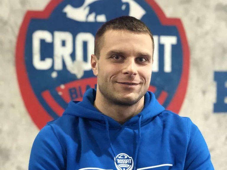 trener Grzegorz Kossakowski